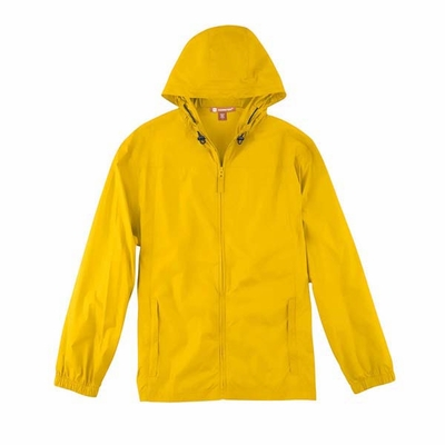 Harriton Men's Rain Jacket: (M765)