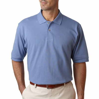 IZOD Men's Polo Shirt: 100% Cotton Original Silk-Wash Pique (99299)