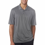 Dri-POWER® SPORT Men's 4.1 oz., 100% Polyester Micro Pointelle Mesh Moisture-Wicking Polo: (441M)