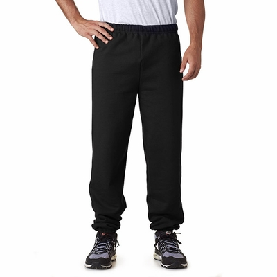 8 oz., 50/50 NuBlend® Fleece Sweatpants: (973)