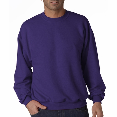 JERZEES Men's Sweatshirt: 8 oz. 50/50 Crew Neck (562)