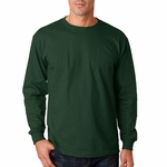 JERZEES Men's T-Shirt: 100% Cotton Heavyweight Long-Sleeve (363L)