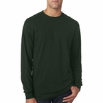 Dri-POWER® SPORT 5.3 oz., 100% Polyester Long-Sleeve Moisture-Wicking T-Shirt: (21ML)