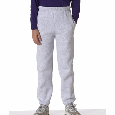 Youth 9.5 oz., 50/50 Super Sweats® NuBlend® Fleece Pocketed Sweatpants: (4950BP)