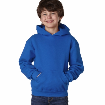 JERZEES Youth Sweatshirt: 8 oz. 50/50 Pullover Hood (996Y)