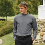Jonathan Corey Men's Mock Turtleneck: Long Sleeve Proformance (401)