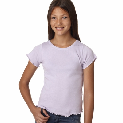 LAT Sportswear Girls T-Shirt: (2632)
