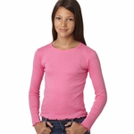 LAT Sportswear Girls T-Shirt: (2634)