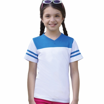 LAT Sportswear Girls T-Shirt: (2637)