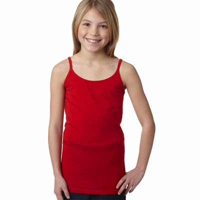 LAT Sportswear Girls Tank Top: (2623)