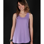 LAT Sportswear Junior Women's Tank Top: (L3621)