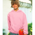 LAT Sportswear Youth Sweatshirt: Hooded Pullover (L2296)