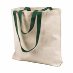 Liberty Bags Canvas Tote: (8868)