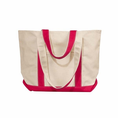 Liberty Bags Canvas Tote: (8871)