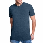 Next Level Men's T-Shirt: Tri-Blend Short-Sleeve Crewneck (6010)