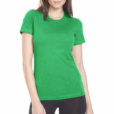 Next Level Women's T-Shirt: CVC Short Sleeve Crewneck (6610)
