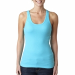 Next Level Women's Tank Top: 100% Cotton 2X1 Rib-Knit (5003)