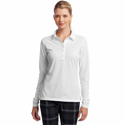 Nike Ladies Polo Shirt: (545322)