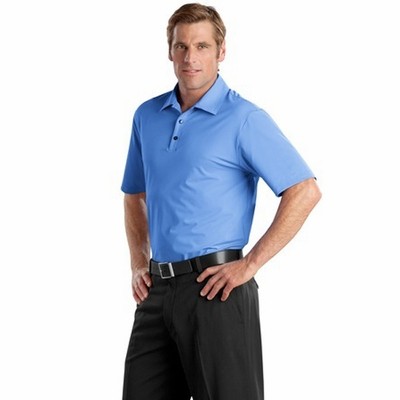 Nike Men's Polo Shirt: Elite Series Ottoman Textured (429439)