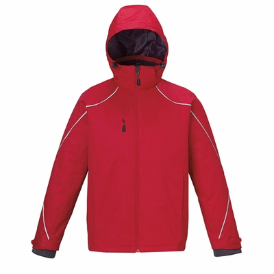 North End Men's 3-in-1 Jacket: (88196)