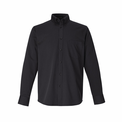 North End Men's Dobby Shirt: (87041)
