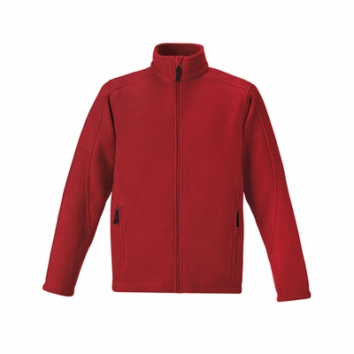 North End Men's Fleece Jacket: (88190)