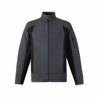 North End Men's Fleece Jacket: (88198)
