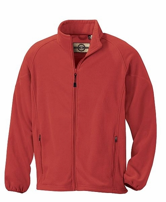 Men's Microfleece Unlined Jacket: (88095)