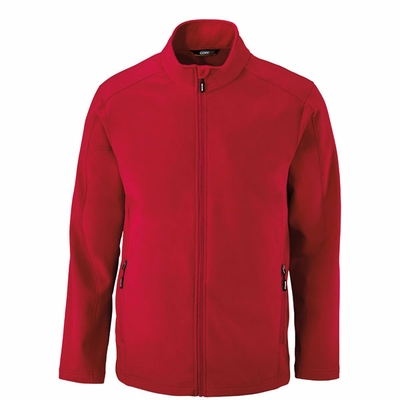 North End Men's Jacket: Full-Zip 2 Layer Soft Shell (88184)