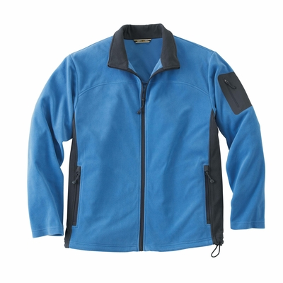 North End Men's Jacket: Full-Zip Microfleece (88123)