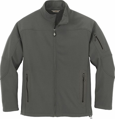 North End Men's Jacket: Water Resistant Soft Shell Technical (88138)