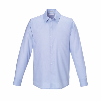 North End Men's Oxford Shirt: (88689)
