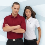 North End Men's Polo Shirt: (85090)