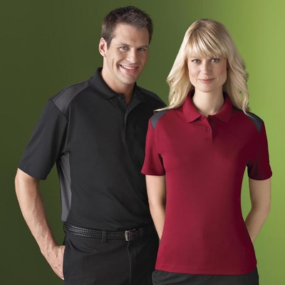 North End Men's Polo Shirt: (85091)