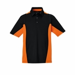 North End Men's Polo Shirt: (88683)