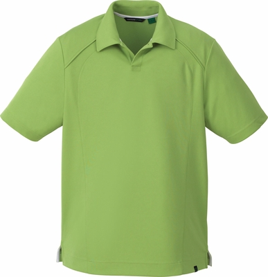 North End Men's Polo Shirt: Recycled Polyester Performance Pique (88632)