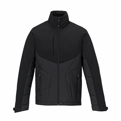 North End Men's Soft Shell Jacket: (88679)