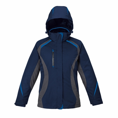 North End Women's 3-in-1 Jacket: (78195)