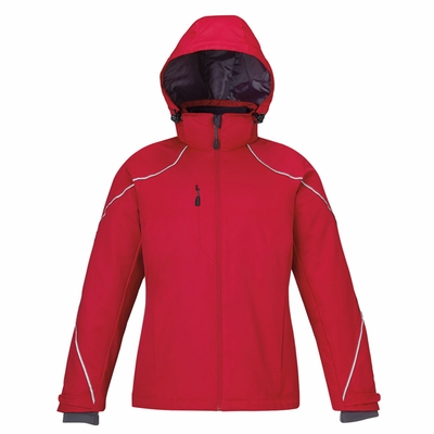 North End Women's 3-in-1 Jacket: (78196)