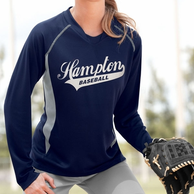 North End Women's Athletic Top: (78079)