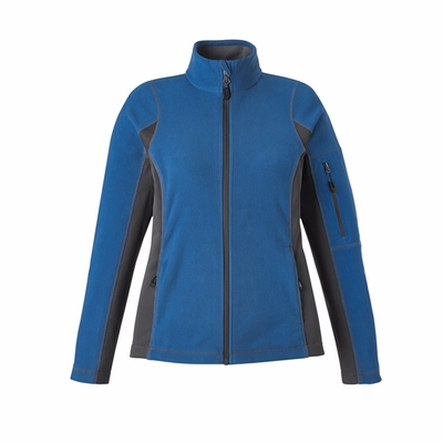Ladies' Generate Textured Fleece Jacket: (78198)