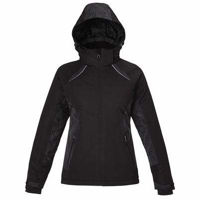 North End Women's Insulated Jacket: (78197)
