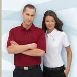 North End Women's Polo Shirt: (75053)