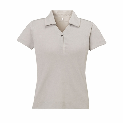 North End Women's Polo Shirt: (78682)