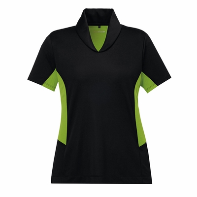 North End Women's Polo Shirt: (78683)