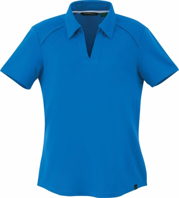 North End Women's Polo Shirt: Recycled Polyester Performance Pique (78632)