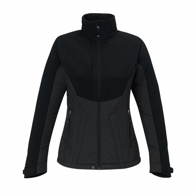 North End Women's Soft Shell Jacket: (78679)