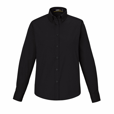 North End Women's Twill Shirt: (78193)