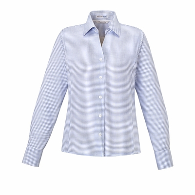 North End Women's Twill Shirt: (78688)