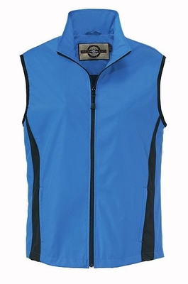 North End Women's Vest: Full-Zip Techno Lite Activewear (78028)